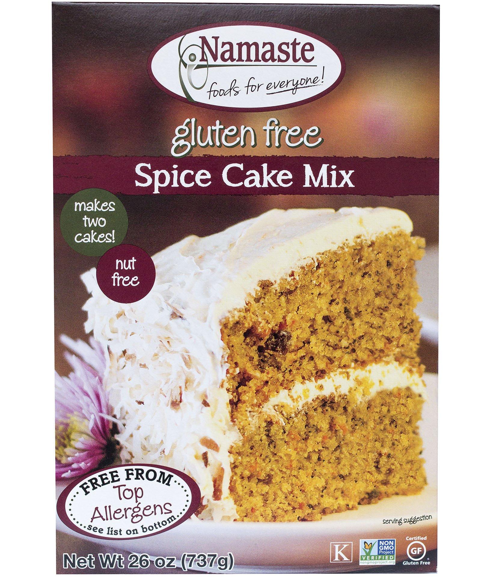 Namaste Foods Mix Cake Spice Wfgfdf by Namaste Foods