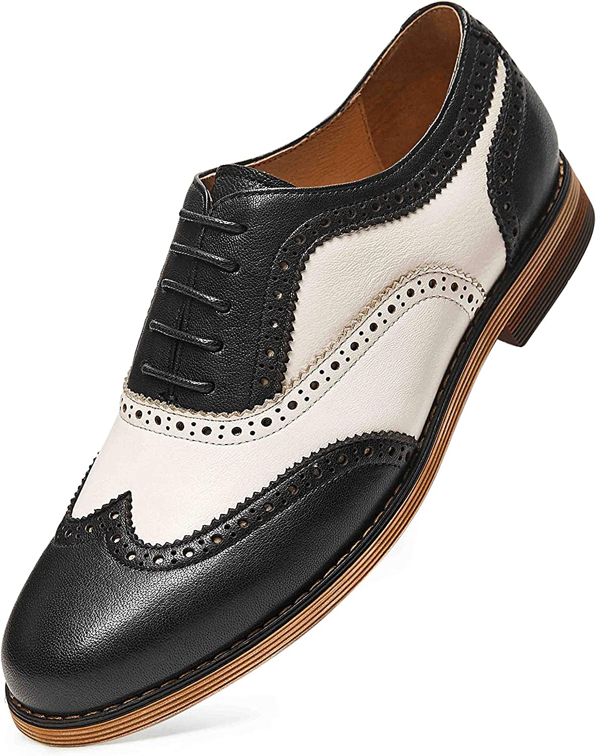 Leather Dress Formal Shoes for Ladies