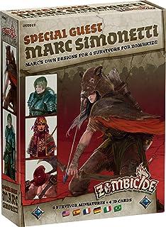 Zombicide: Black Plague Special Guest: Marc Simonetti (Edge Entertainment edgbp012) GUF012
