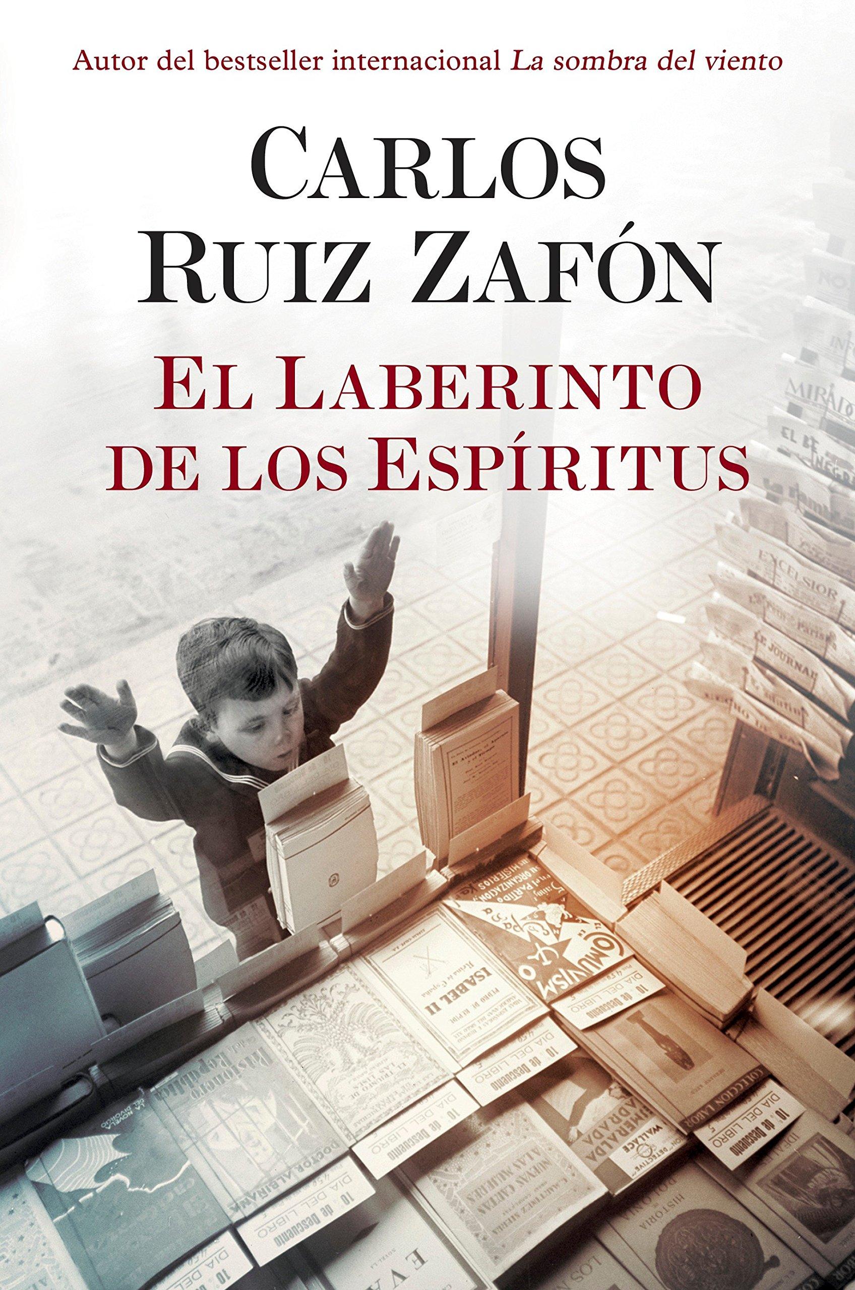 El Laberinto de los Espiritus (El cementerio de los libros olvidados) (Spanish  Edition): Carlos Ruiz Zafon: 9780525562887: Amazon.com: Books