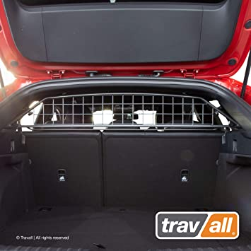Travall Guard Hundegitter Kompatibel Mit Kia Proceed Ab 2018 Tdg1648 Maßgeschneidertes Trenngitter In Original Qualität Haustier