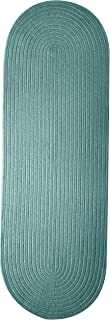product image for Colonial Mills Bristol Runner Rug, 2x5, Teal