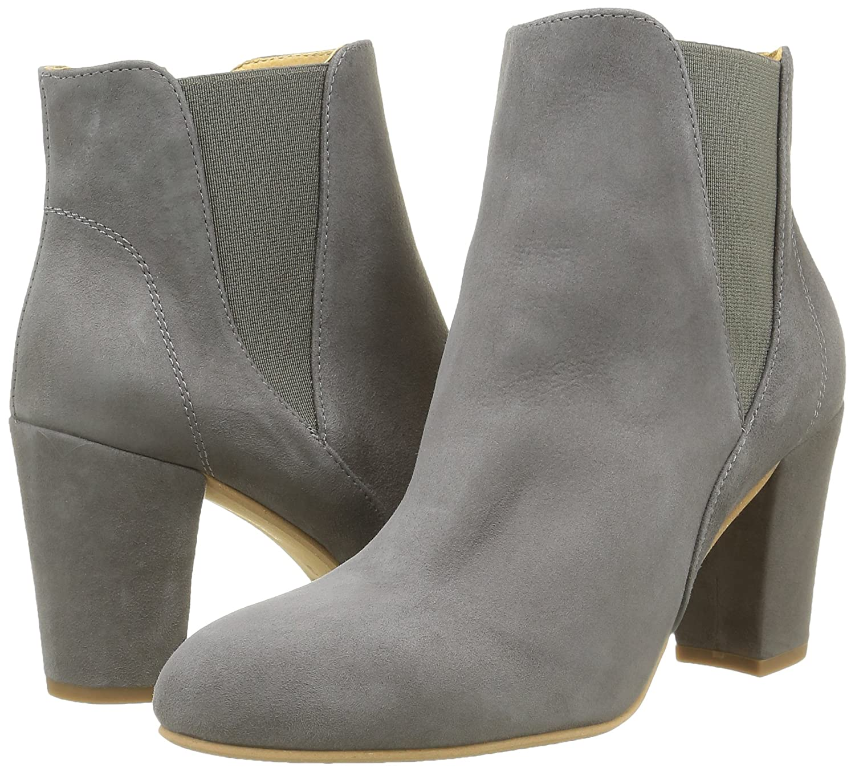 Schuhe 38 The Bear Damen Hannah Kurzschaft Stiefel Grau (grau) 38 Schuhe EU 0aa9f5