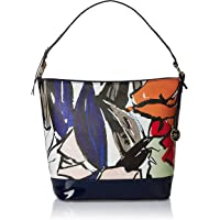 Diana Korr Women's Shoulder Bag (Multi-Colour)(DK35HFACE)