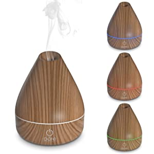 Pure Enchantment® PureSpa Natural Aromatherapy Oil Diffuser