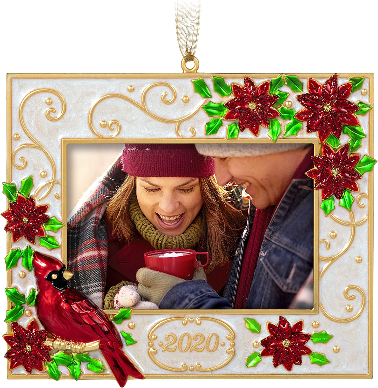 2020 Picture Frame Christmas Ornament Amazon.com: Hallmark Keepsake Christmas Ornament 2020 Year Dated