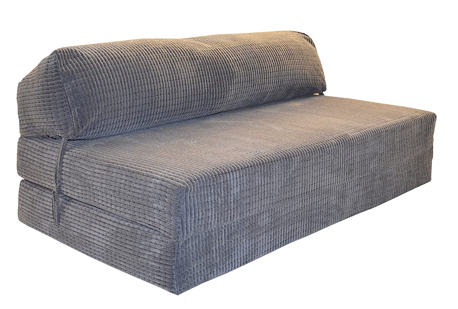 Double Sofa Bed Jazz Sofabed Charcoal Da Vinci Deluxe Double Sofa Bed Amazonco