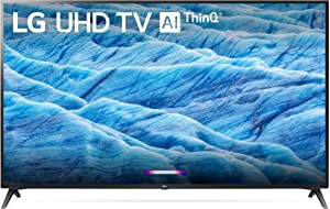 """LG 70UM7370PUA Alexa Built-in 70"""" 4K Ultra HD Smart LED TV (2019)"""