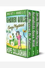 Garden Girls Cozy Mysteries Series: Cozy Mystery Box Set I (Books 1-3) Kindle Edition