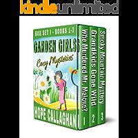 Garden Girls Cozy Mysteries Series Box Set I Books 1 3