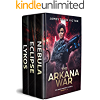 The Arkana War Boxed Set (ESS Space Marines Omnibus Book 2)