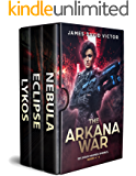 The Arkana War Boxed Set (ESS Space Marines Omnibus Book 2) (English Edition)