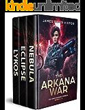 The Arkana War Boxed Set (ESS Space Marines Omnibus Book 2)