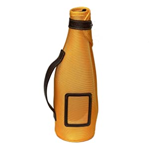 Ice Bottle Jacket for use with 750ml Veuve Clicquot Champagne Bottle
