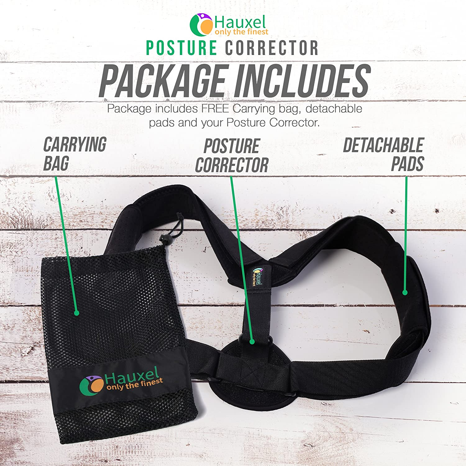 Amazon Posture Corrector for Women & Men fortable Adjustable Back Posture Brace & Clavicle Support Premium Quality Posture Support for Spine