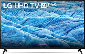 """LG 65UM7300PUA Alexa Built-in 65"""" 4K Ultra HD Smart LED TV (2019)"""