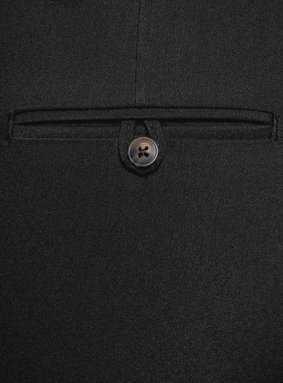 oodji Collection Donna Pantaloni Cropped con Cintura