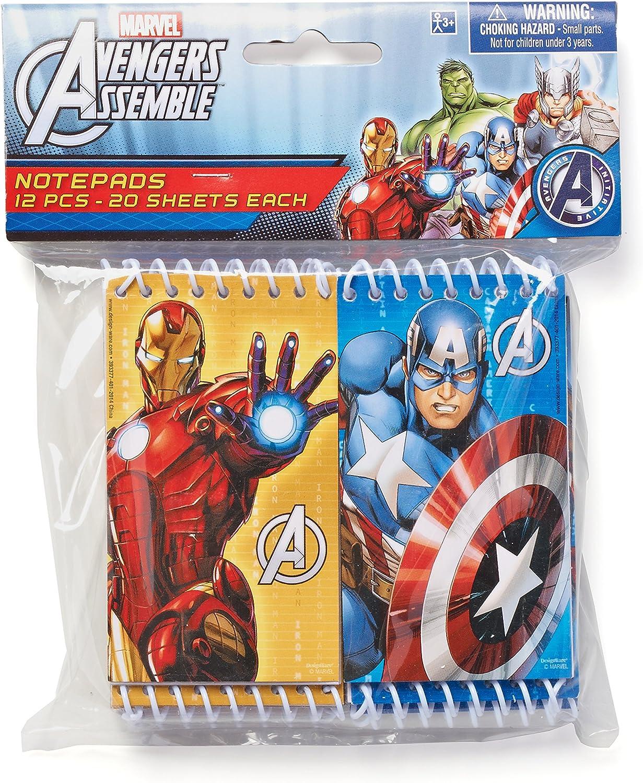 Amazon.com: 12-Piece Marvel Avengers Assemble decoraciones ...