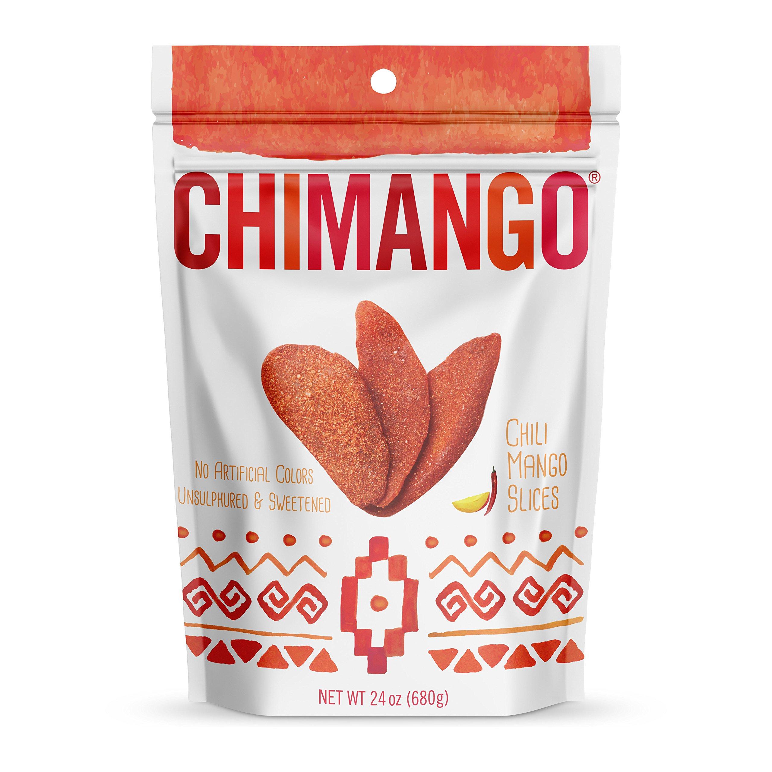 CHIMANGO Chili Mango Slices (24 oz) by CHIMANGO