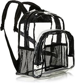 Basics School Backpack, Clear ZH1706170