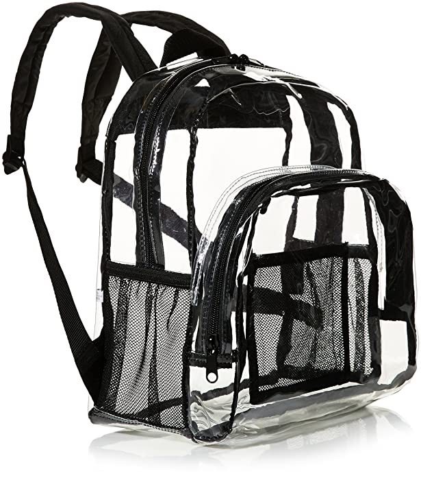 Top 7 Mini Clear Backpack With Decr