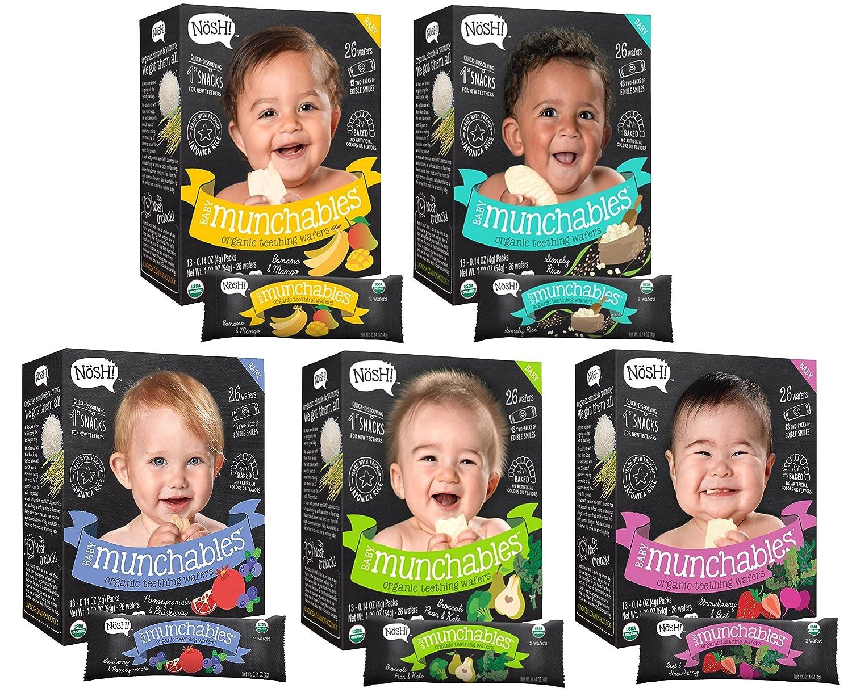 NOSH Variety Pack, Pack of 5, 907g