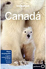 Lonely Planet Canada (Travel Guide) (Spanish Edition) Paperback