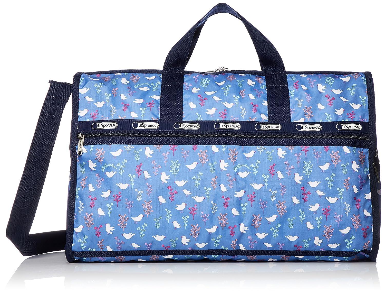 [レスポートサック]ボストンバッグ 7185 LARGEWEEKENDER ボストンバッグ [並行輸入品] B07BXKDMT2 SONG BIRDS BLUE SONG BIRDS BLUE
