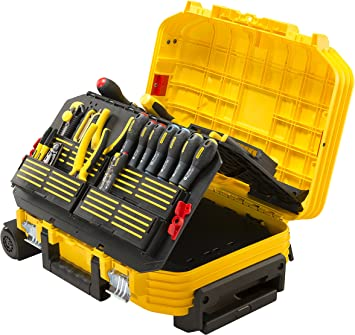 Stanley FMST1-75530 - Promo Pack Maleta con ruedas + herramientas ...