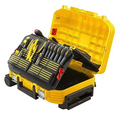 Stanley FMST1-75530 - Promo Pack Maleta con ruedas + herramientas