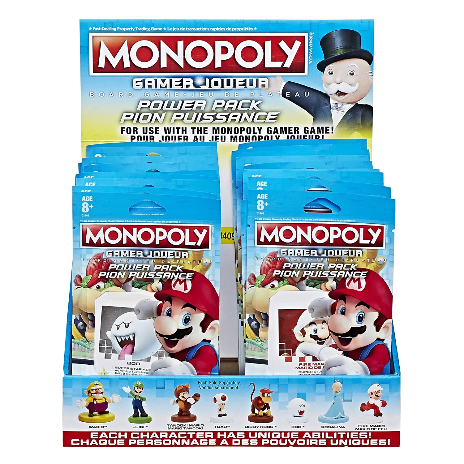 Monopoly Gamer Power Packs, Game Accessories - Amazon Canada