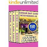 Cedar Bay Cozy Mysteries #2