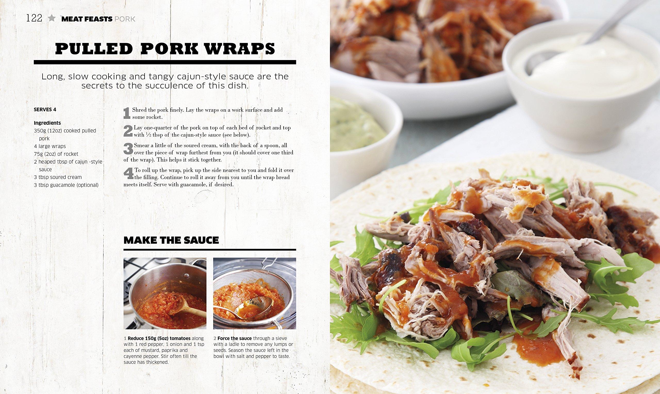 The American Cookbook: A Fresh Take On Classic Recipes: Elena  Rosemondhoerr, Caroline Bretherton: 9781465415875: Amazon: Books