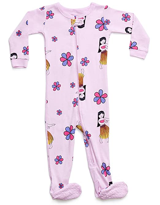 Amazon.com  Leveret Baby Boys Girls Footed Pajamas Sleeper 100% Organic  Cotton Kids   Toddler Pjs Sleepwear (6 Months-5 Toddler)  Clothing dfd00263c