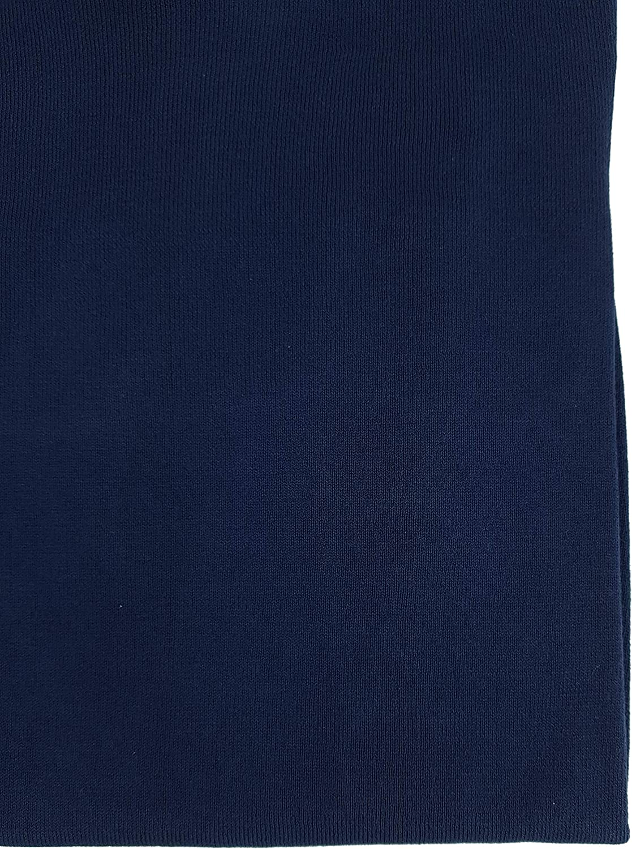 N+1 Maglia Maglione Maglioncino Uomo Tinta Unita in Cotone Paricollo Girogola Regular Fit Made in Italy