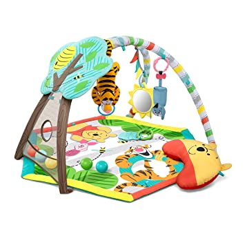 Bee Gymtm Disney Pooh Activity Tapis Happy Can The Babytm As Winnie Ok0Pnw