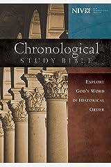 NIV, Chronological Study Bible, eBook: Holy Bible, New International Version Kindle Edition