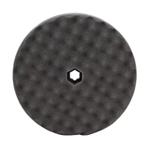 3M Perfect-It Foam Polishing Pad, 05707, 8 in