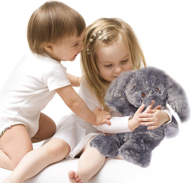 Warmies/® W/ärmekissen StofftierMinis Baby Hase herausnehmbare Hirse Lavendelf/üllung 280g