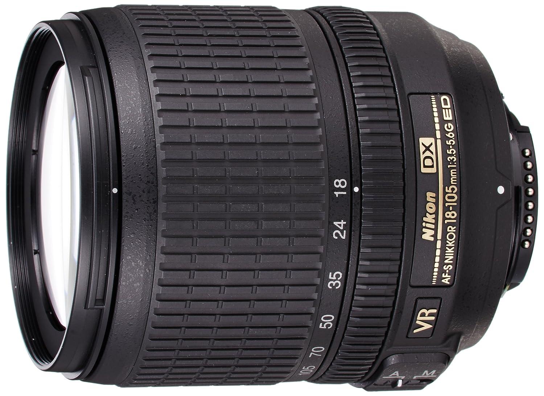 Nikon Nikkor AF S mm f  G ED DX VR Objetivo