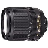 Nikon AF-S DX Nikkor 18-105mm f/3.5-5.6G ED VR Obbiettivo Zoom [Versione EU]