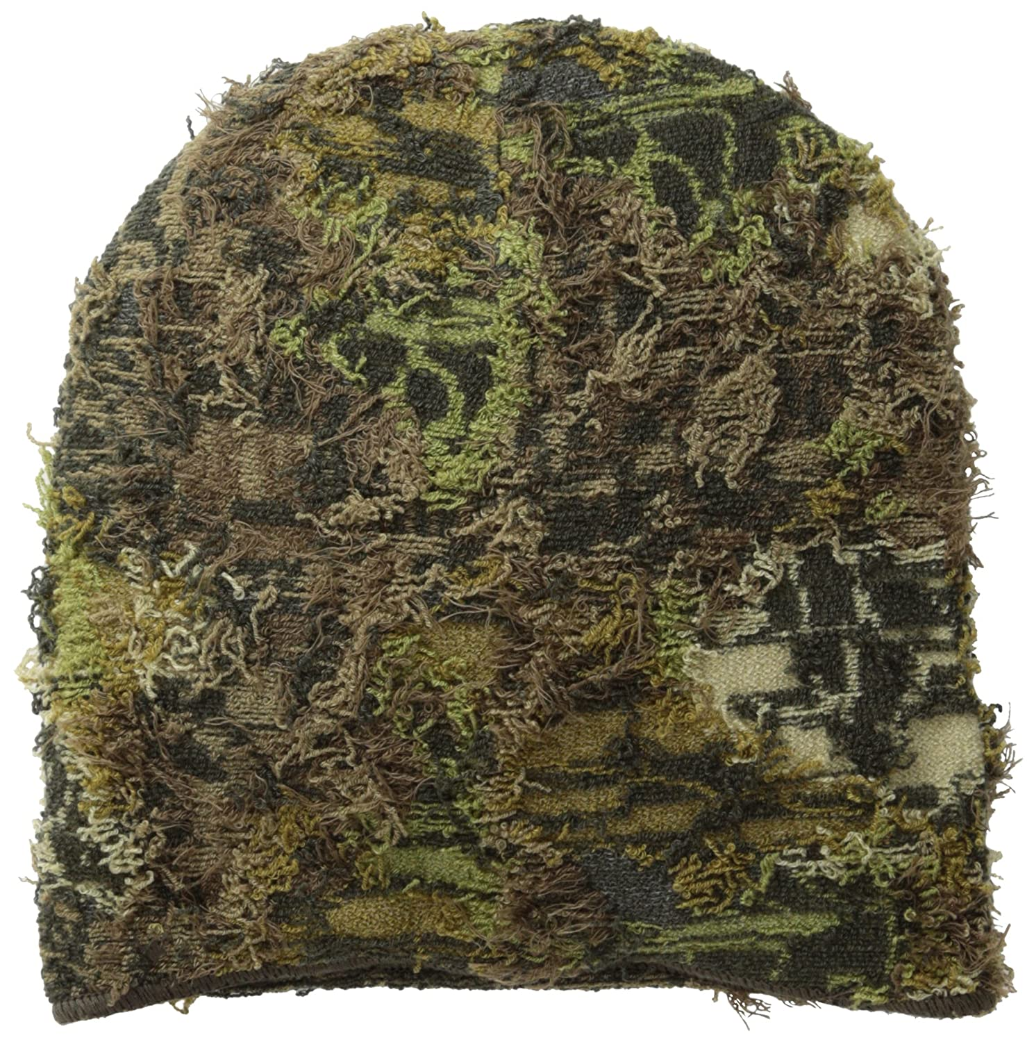 Quietwear Mens Camo Grass Beanie