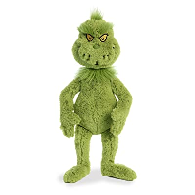 "Aurora - Dr Seuss - 16"" Grinch: Toys & Games"
