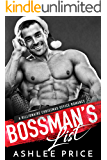 Bossman's List: A Billionaire Christmas Office Romance