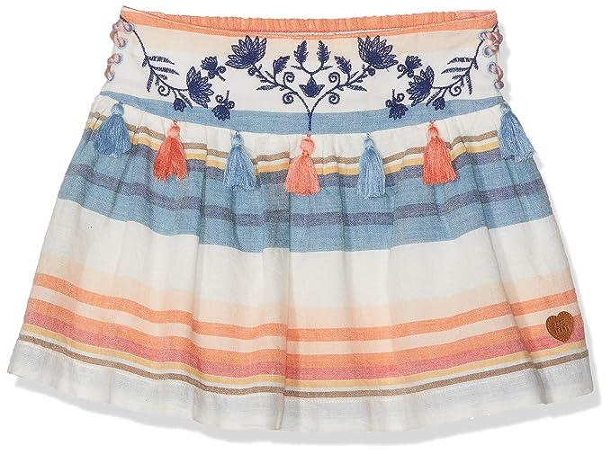 f3bbe74b8 Pepe Jeans Sandra Falda para Niñas: Amazon.es: Ropa y accesorios