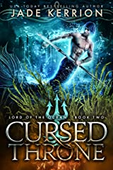 Cursed Throne (Lord of the Ocean Book 2) Kindle Edition