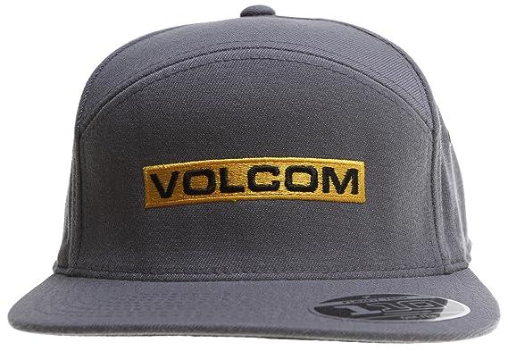 Volcom - Gorra de béisbol - para hombre gris talla única: Amazon ...