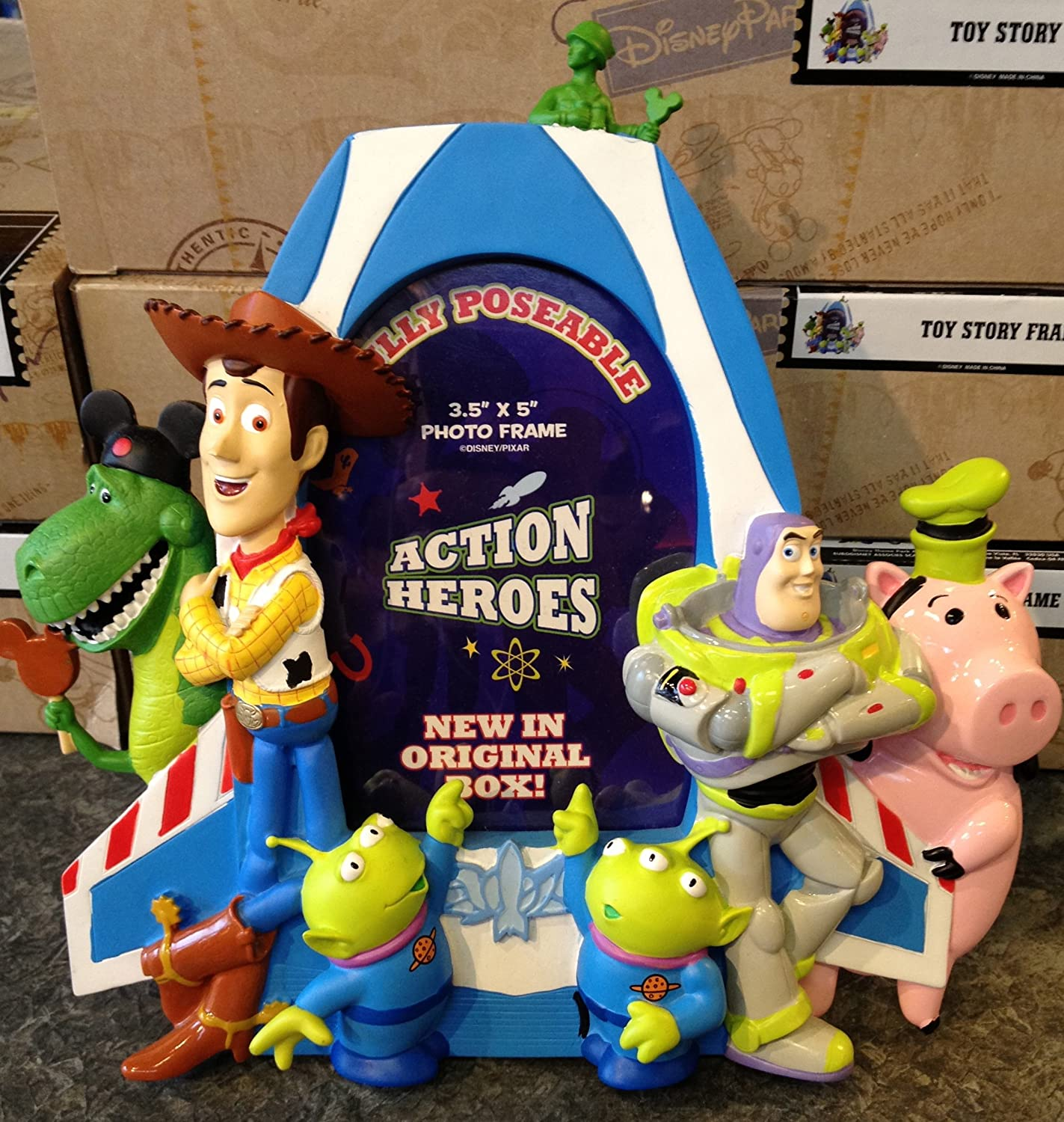 Disney Parks Toy Story Action \