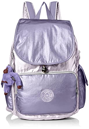 Kipling City Pack Purple Combo Backpack, PURPLECMBO