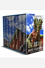 Dragon Mage Academy: The Complete Series: Books 1-7 Kindle Edition